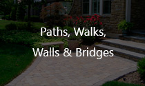 Paths, Walks, Walls & Bridges
